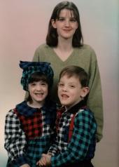 Diana, David, & Julia - 1994